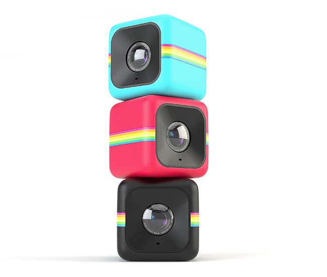 Camera Polaroid Cube HD