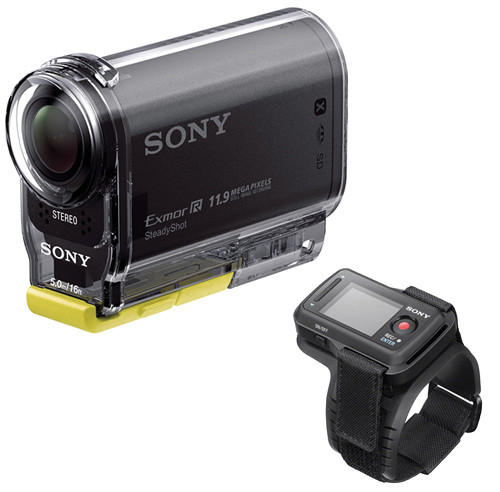 Camera Sony HDR-AS20