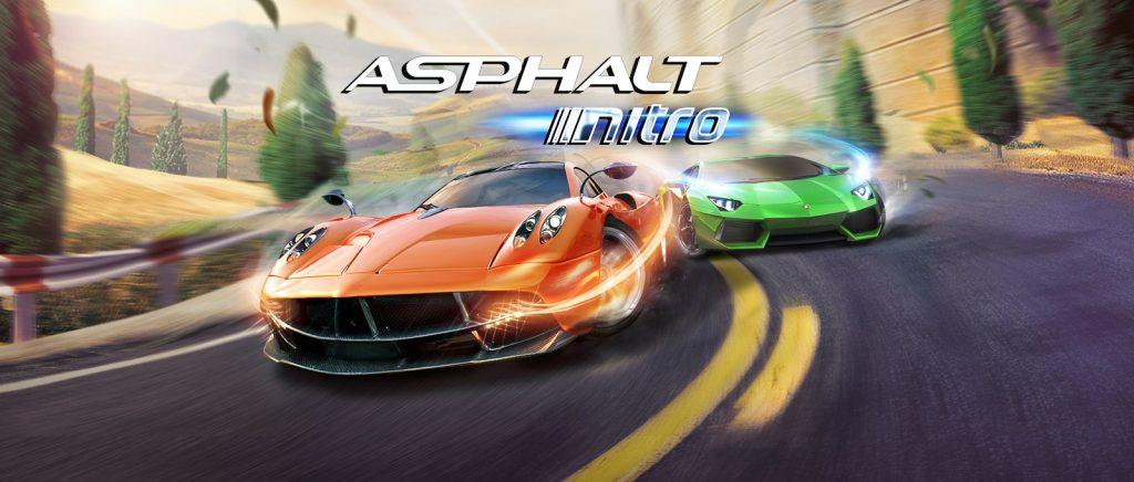 Game Asphalt Nitro