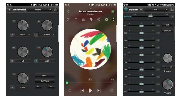 JetAudio HD Music Player aplikasi pemutar musik untuk premium user