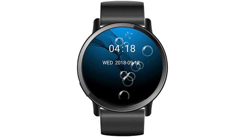 LEMFO LEM X smartwatch kamera terbaik