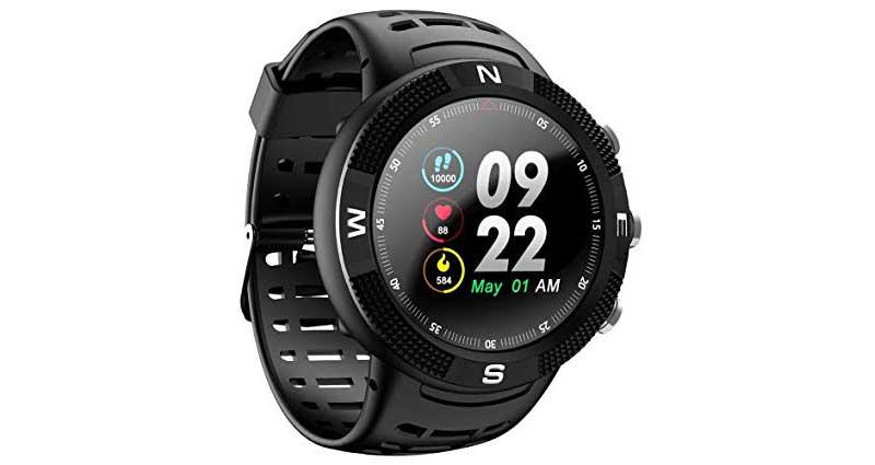 NO. 1 F18 Sports Smartwatch