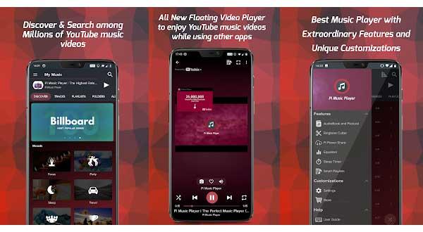 Pi Music Player untuk android
