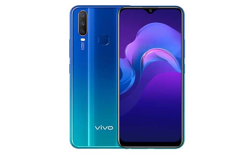 Smartphone baterai besar vivo Y12