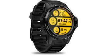 Zeblaze Thor 5 smartwatch kamera terbaik