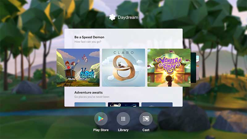 Google Daydream aplikasi virtual reality terbaik