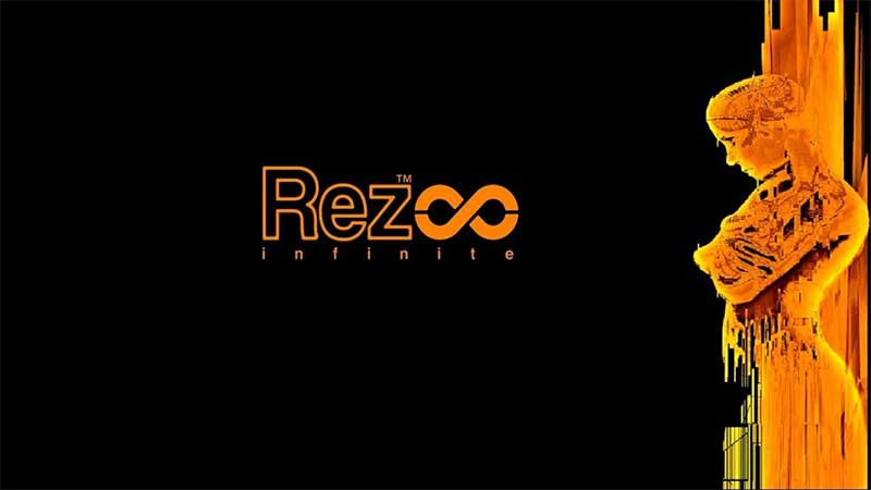 rez infinite game virtual reality