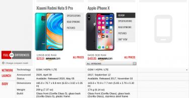 membandingkan performa smartphone