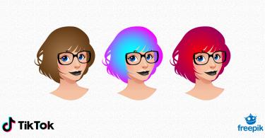 warna rambut di TikTok