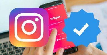 arti centang biru di instagram