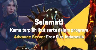 cara download FF Advance Server