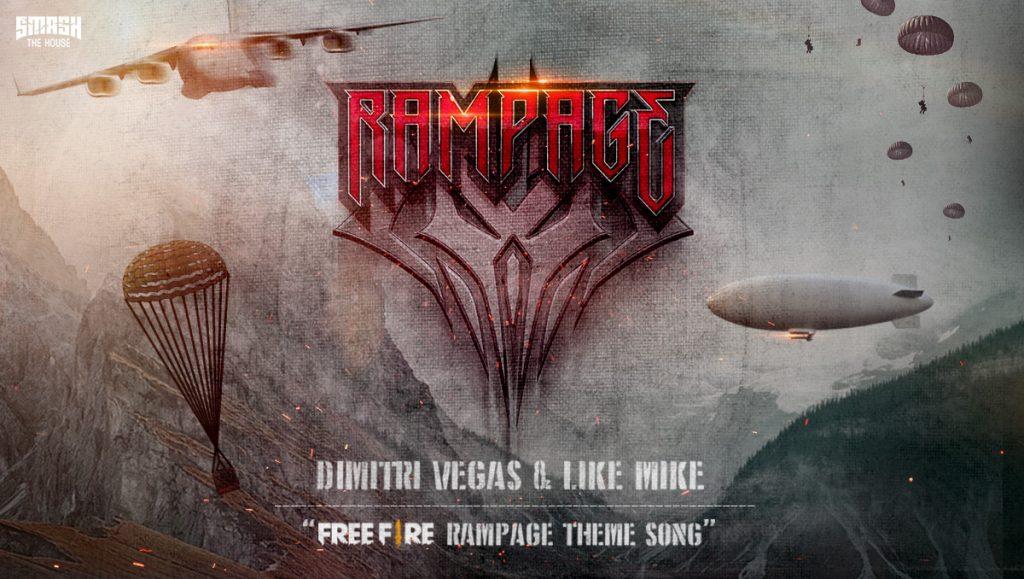 Free Fire Rampage terbaru