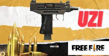 senjata UZI FF